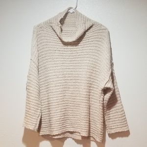 Aeire Slouched Turtleneck